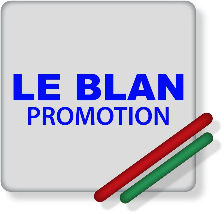 logo de l'agence LE BLAN PROMOTION