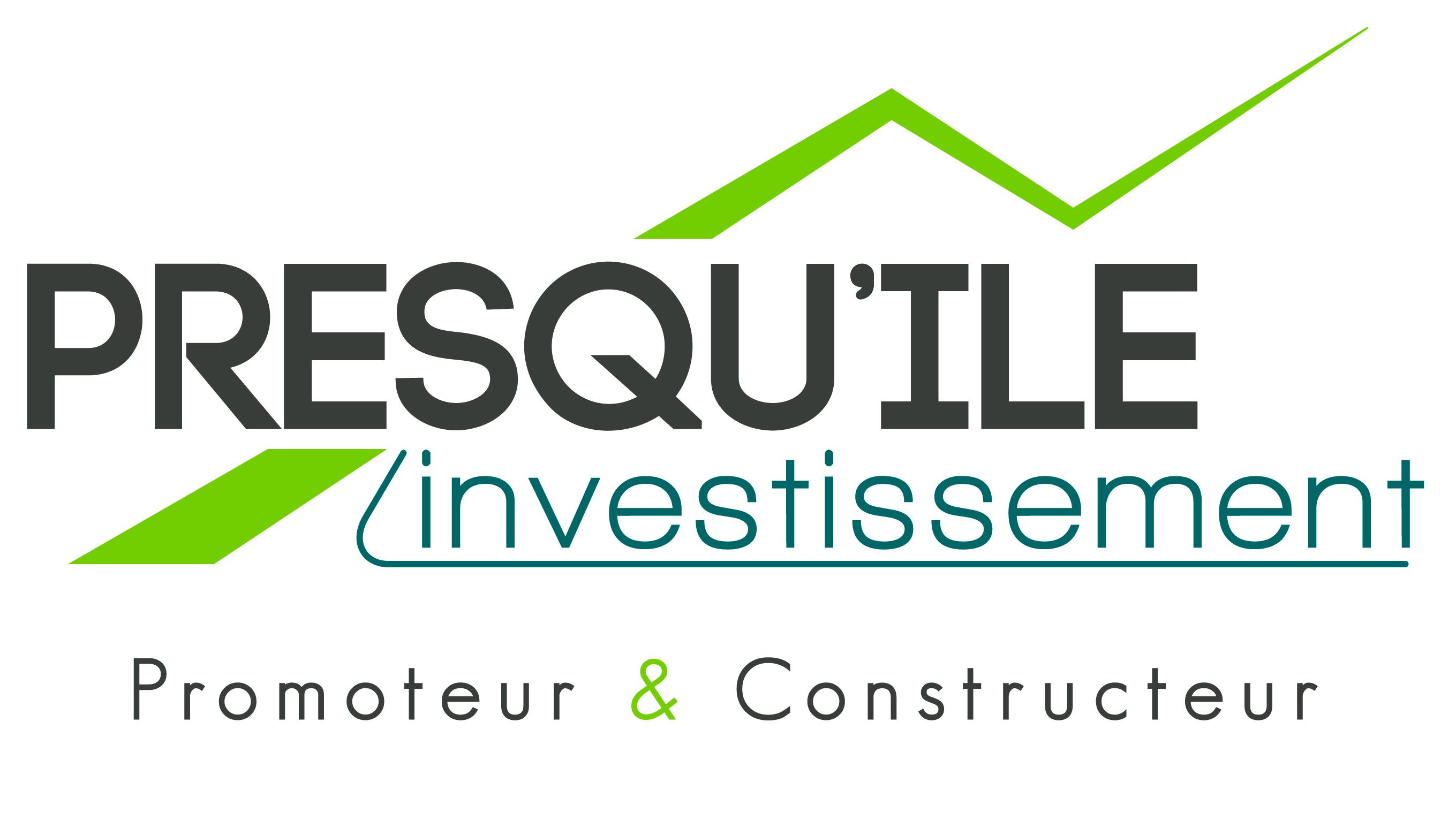 logo de l'agence PRESQU'ILE INVESTISSEMENT
